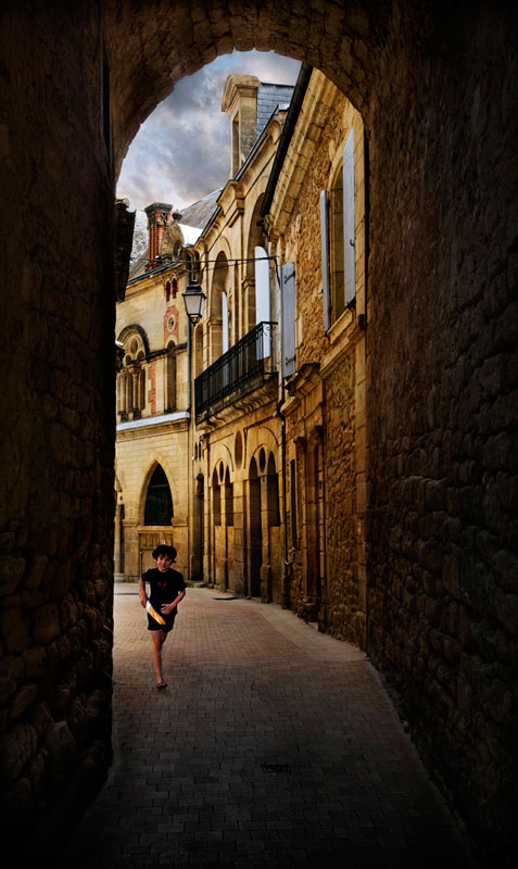 travel photography award city street