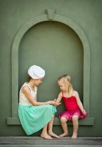 sisters portrait photography queensland