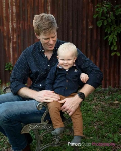 Father and son photo ideas