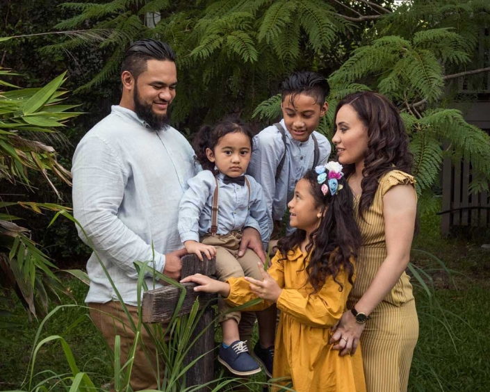 trendy family portrait photography brisbane