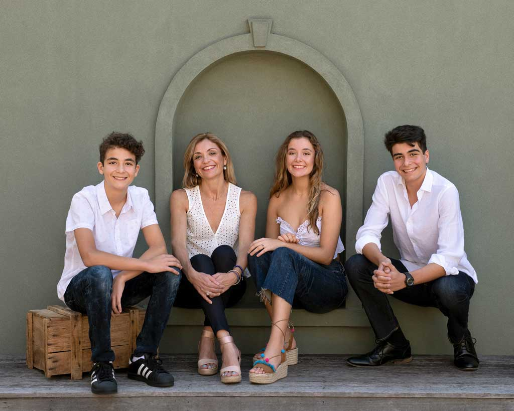 Brisbane family portrait photography