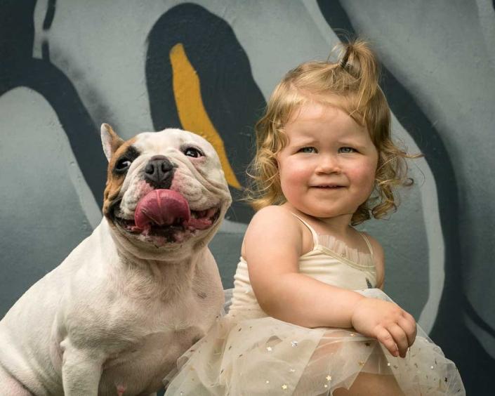 pet friendly photography studio Brisbane