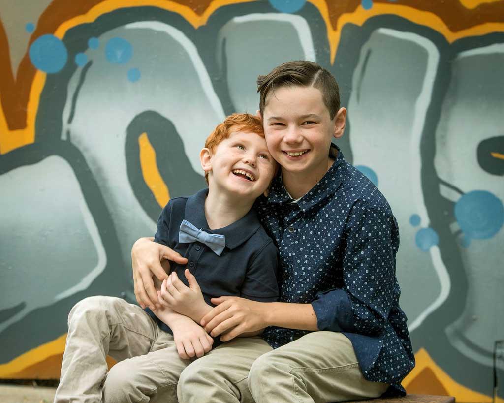 brotherly bond photography Brisbane