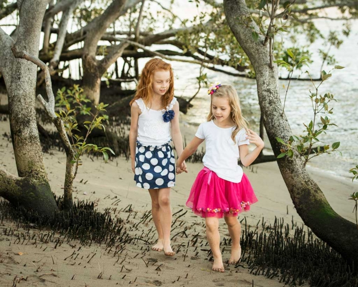 Brisbane location photoshoot family portrait