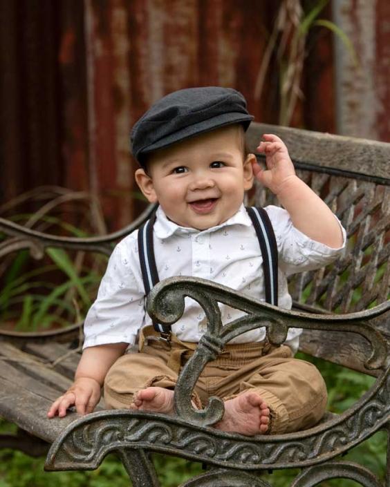 classic toddler style photoshoot Brisbane southside