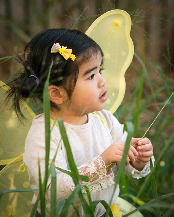 adorable photoshoot for your daughter Brisbane south